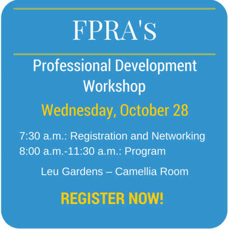 2015 Professional Development Workshop